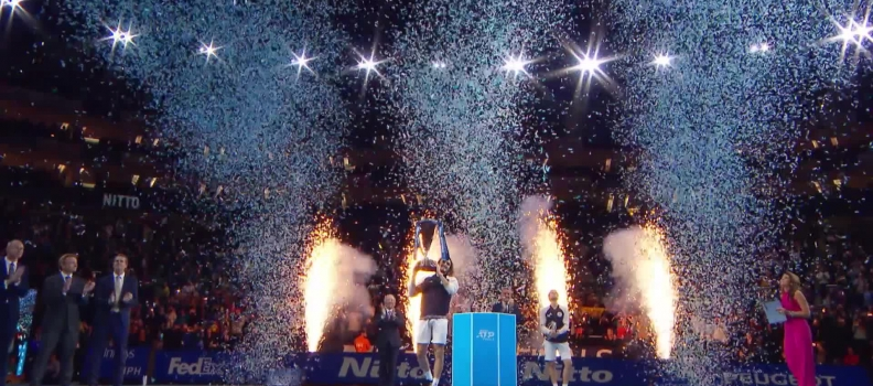 ATP Finals Manages Record Attendance
