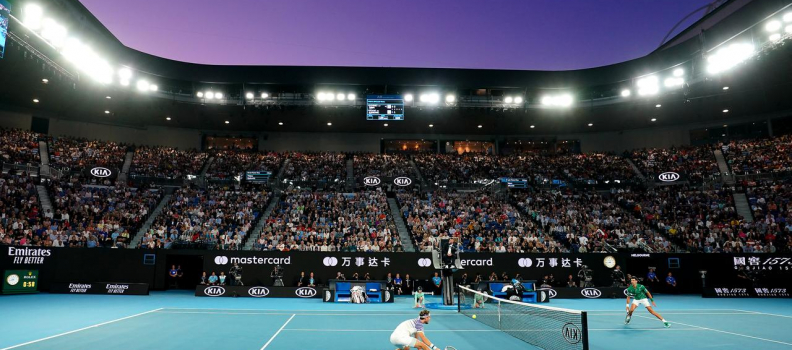 Australian Open set for grand stand final stages