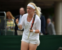 British tennis starlet Francesca Jones continues career rise in Australian Open qualification