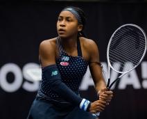 Coco Gauff soars to new WTA Rankings high