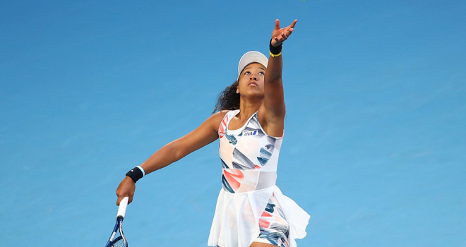 Naomi Osaka in Top 100 of highest-paid athletes
