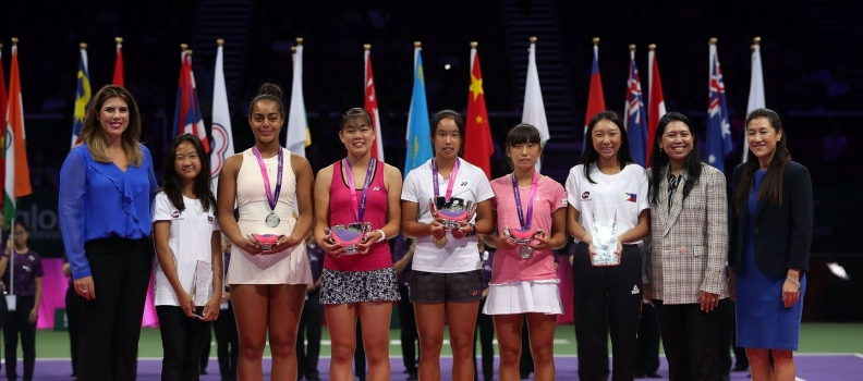 WTA Stars Agree to Charity Program